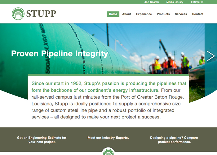 Stupp Corporation