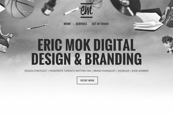 ERIC MOK | DIGITAL DESIGN & BRANDING