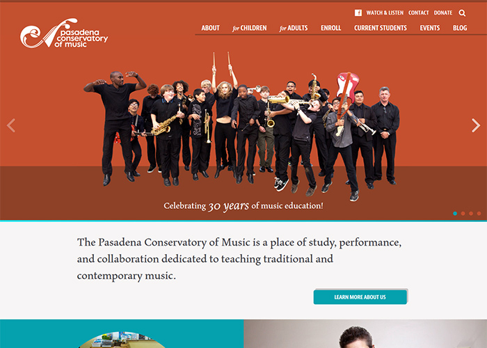 Pasadena Conservatory of Music