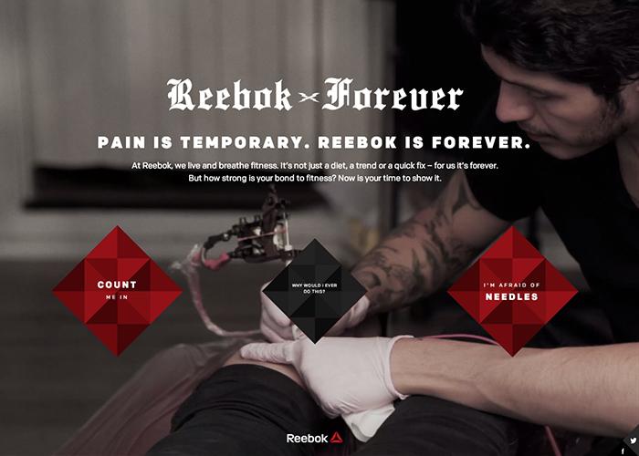Reebok Forever