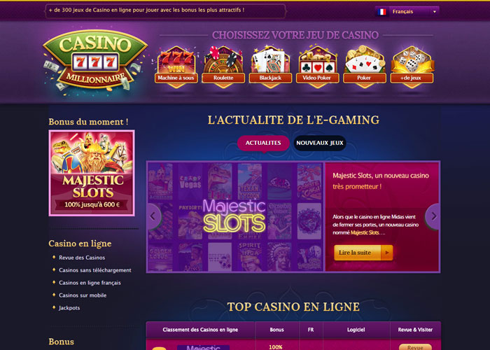 Online Casinos in Argentina - Sites with Spanish and Peso
