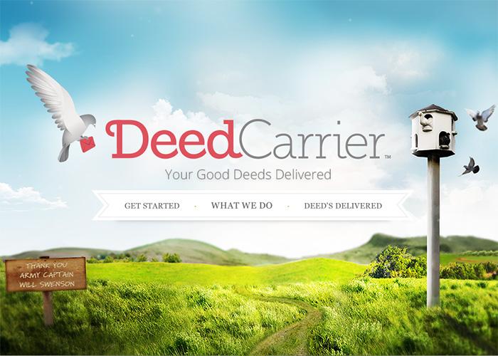 Deed Carrier