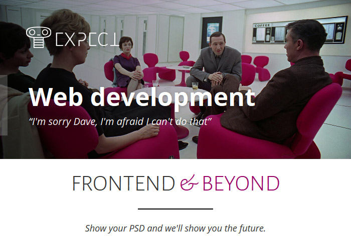 Expect Web Development