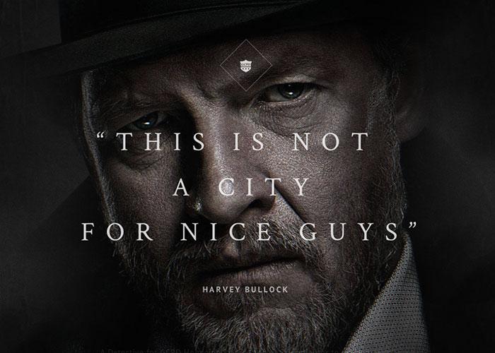 Witness Gotham: Wayne Murder - Awwwards SOTD