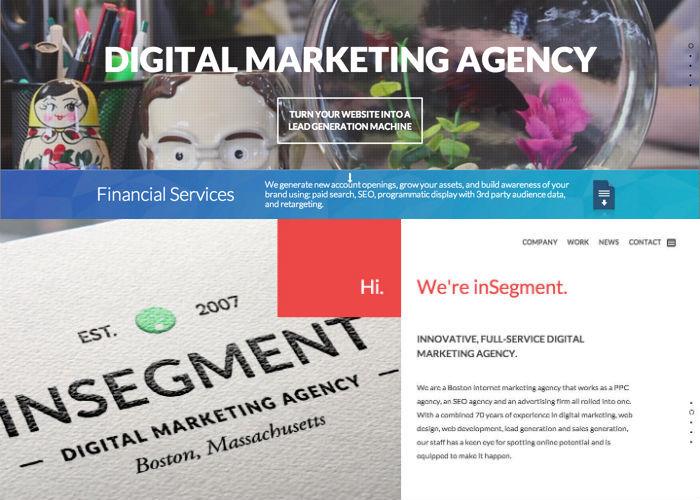 inSegment - Digital Marketing Agency