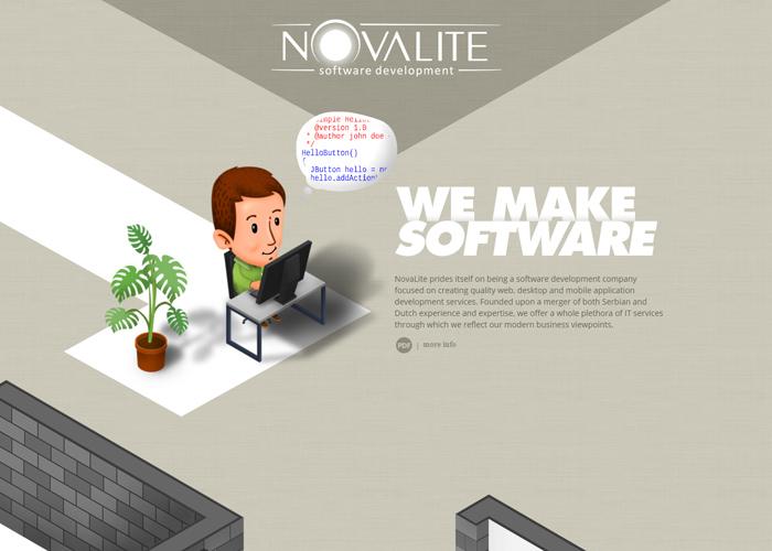 NovaLite software development