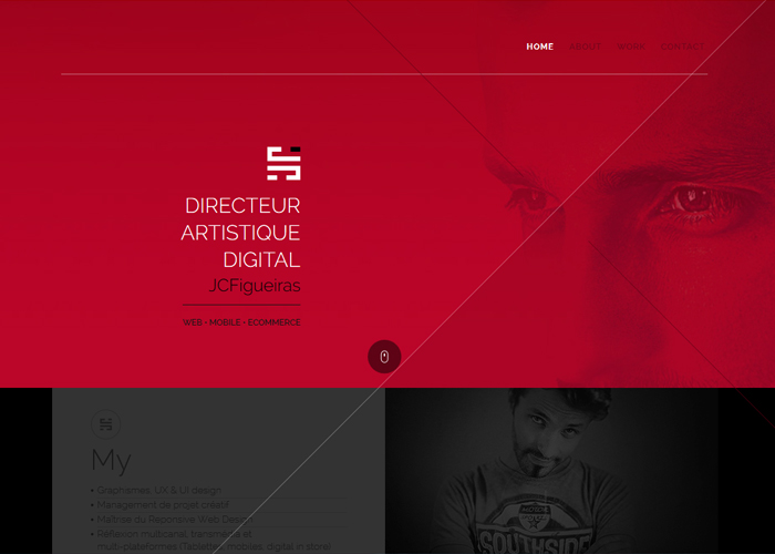 Jean-Claude Figueiras - Directeur Artistique Digital