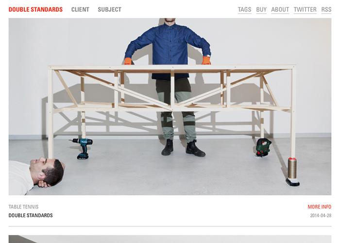 DOUBLE STANDARDS Design Agency Berlin