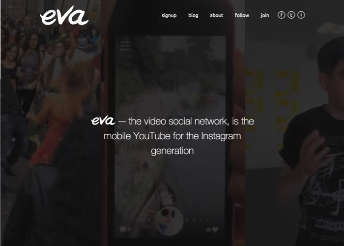 eva - the video social network