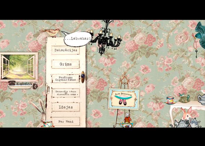 Alice In Wonderland - Summer Edition