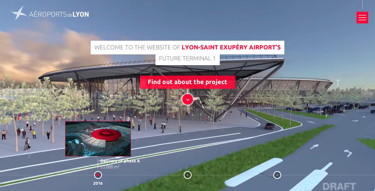 future terminal 1 lyon airports awwwards sotd. Black Bedroom Furniture Sets. Home Design Ideas