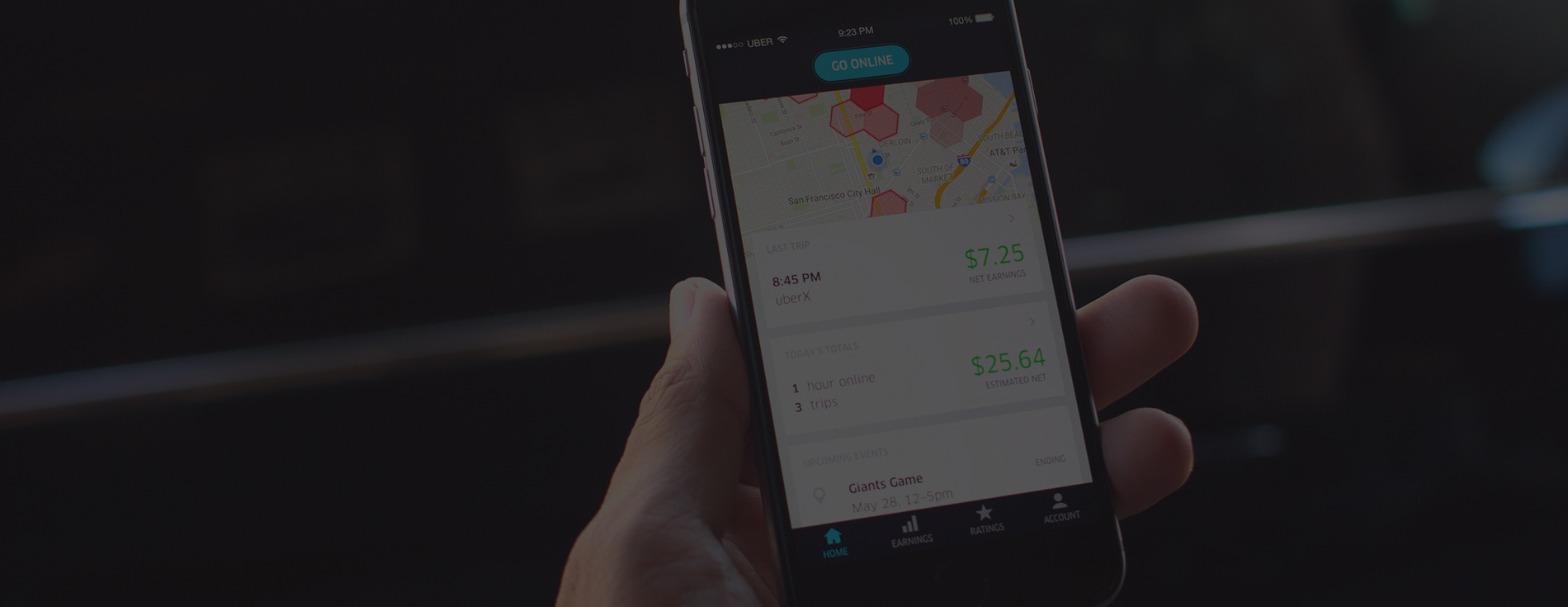 Uber | Where To?