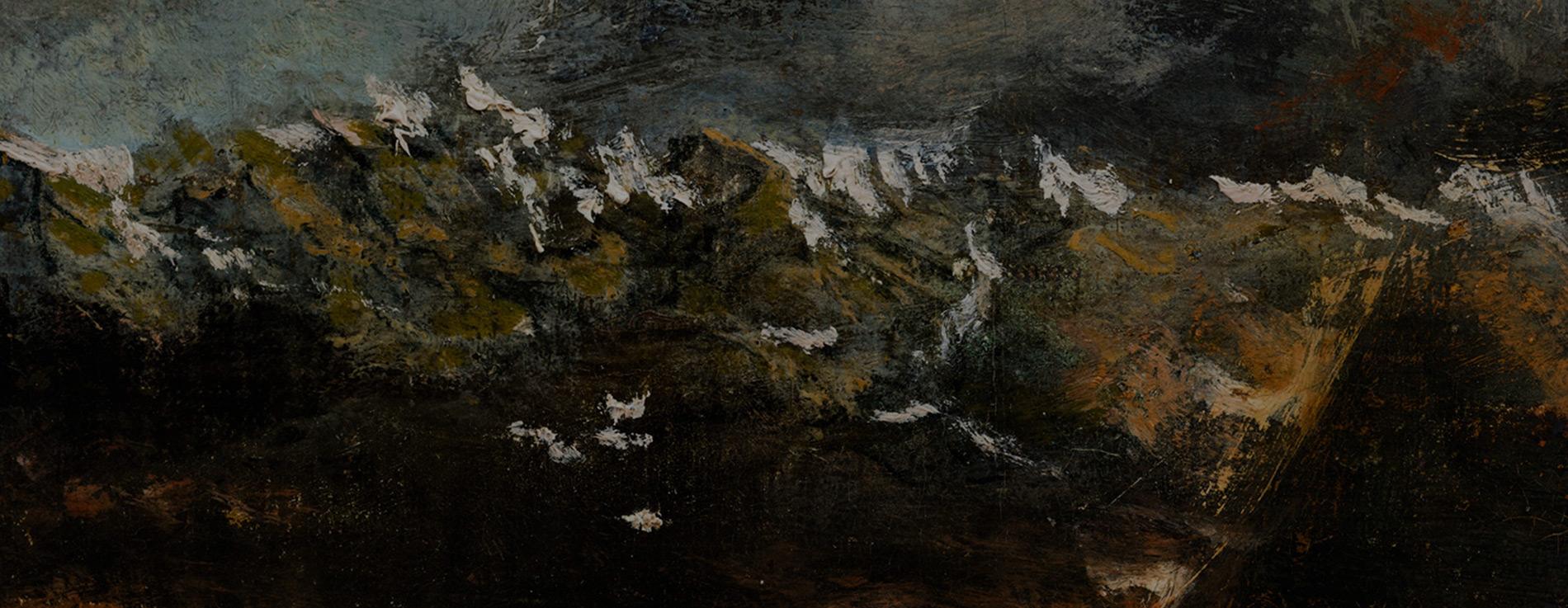 Théodore Rousseau exhibition