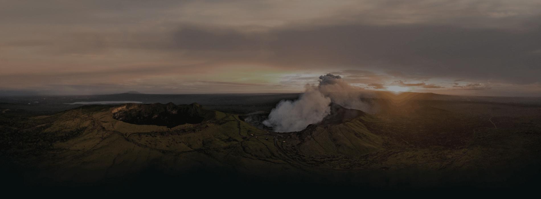 A Digital Volcano
