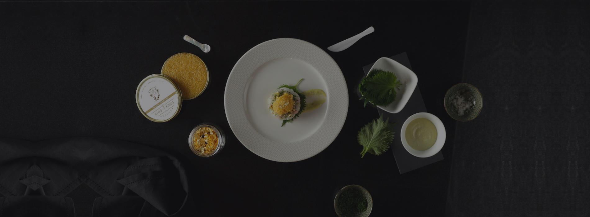 Gourmet House Caviar