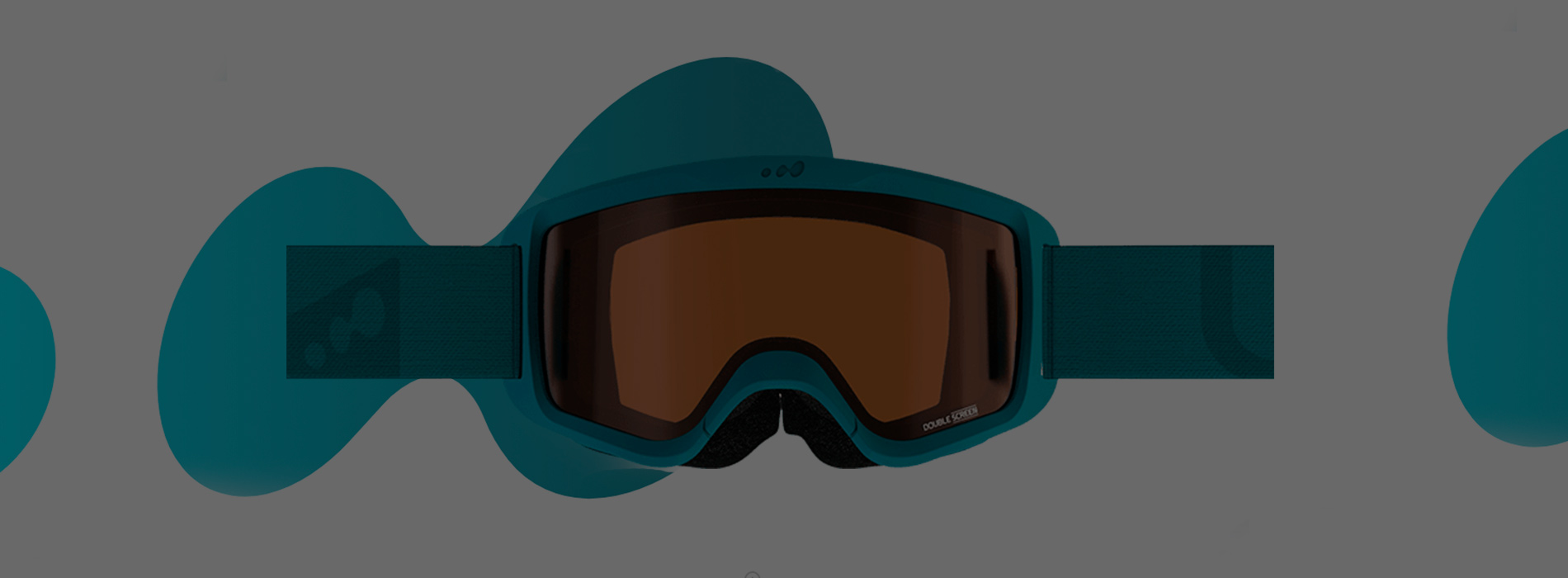 Wed'ze ski goggles collection