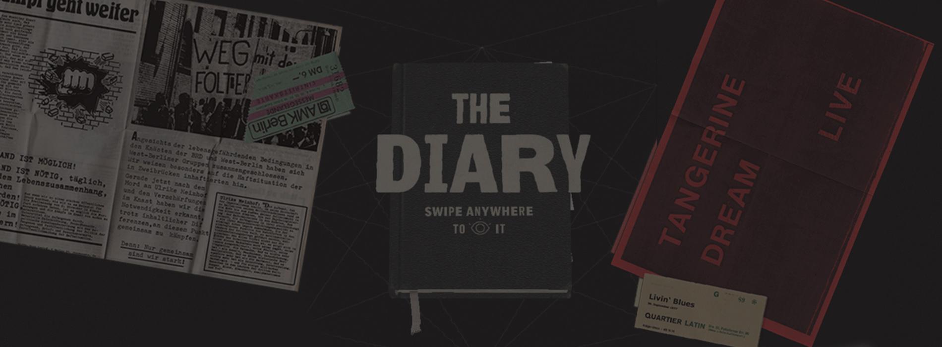 Patricia's Diary