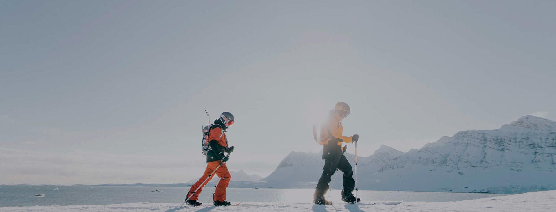 66°Nord, the polar travel