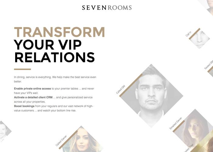 Seven Rooms