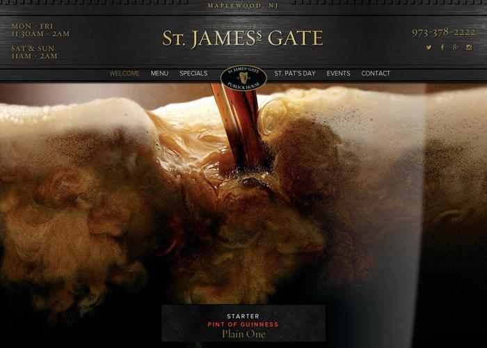 St. Jame's Gate Publick House