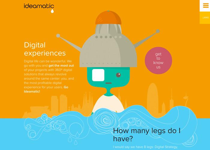 Ideamatic Digital Experiences