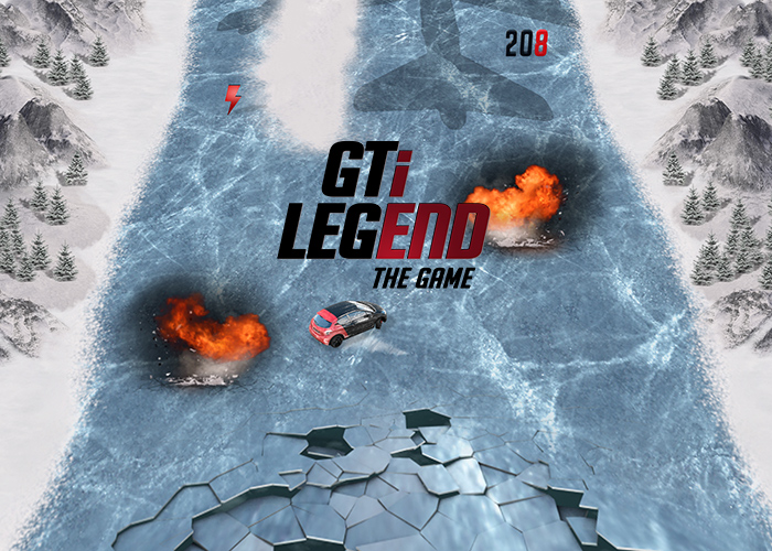 Peugeot Gti Legend the Game