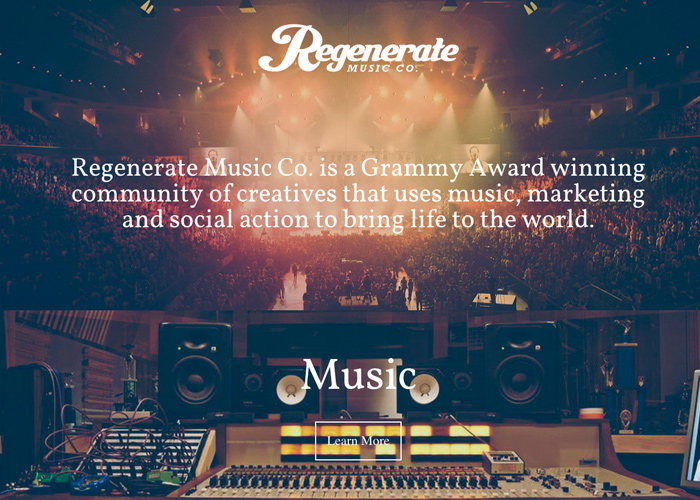 Regenerate Music Co.