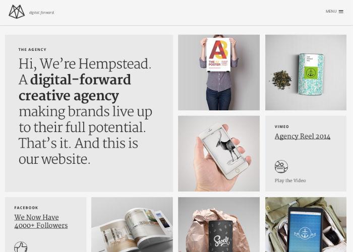 Hempstead – Responsive Wordpress Portfolio Theme