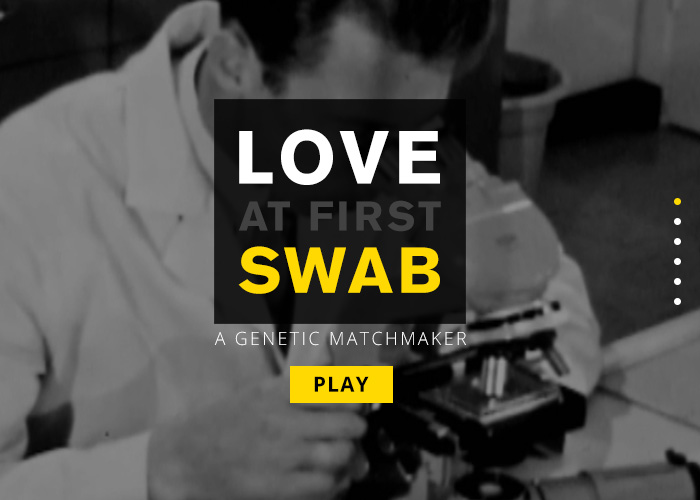 Love At First Swab