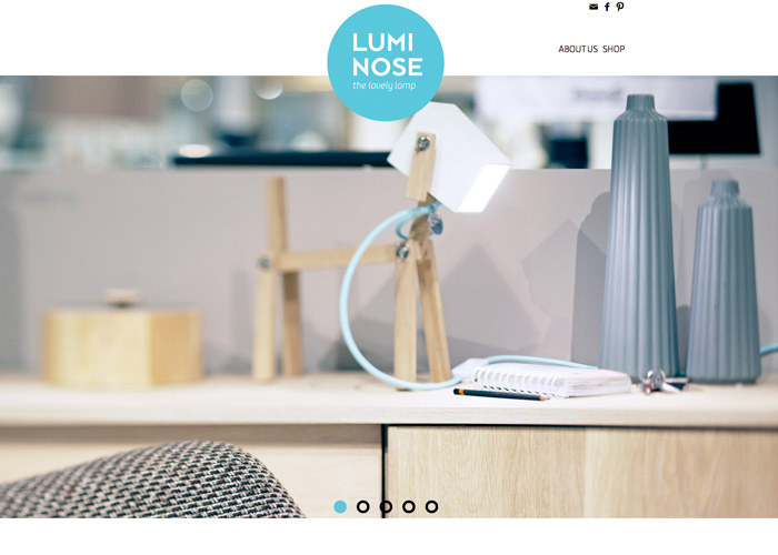 LUMINOSE - the lovely lamp