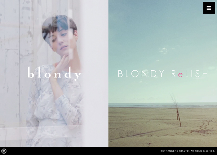 Blondy / BLONDY ReLISH