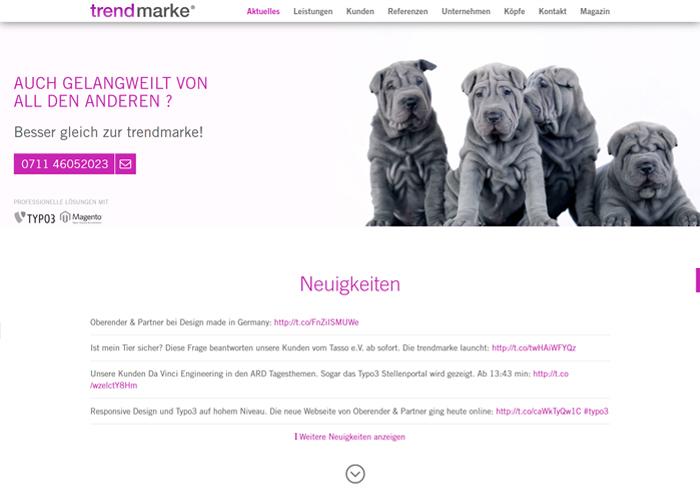 trendmarke Werbeagentur GmbH