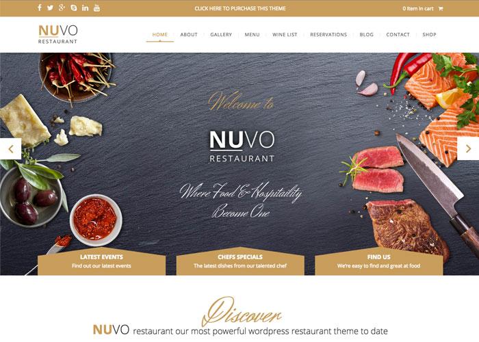 NUVO Restaurant