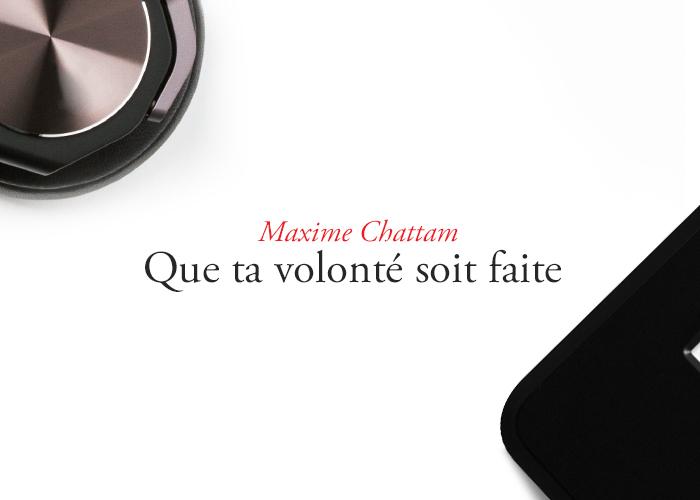 Que Ta Volonté Soit Faite - Albin Michel