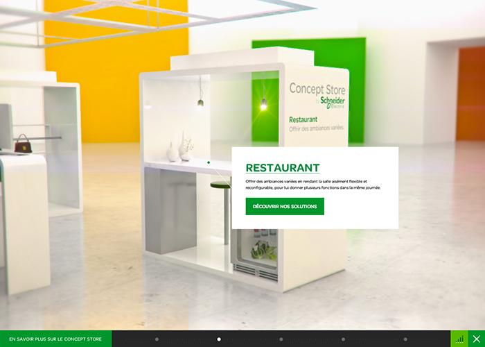 Schneider Electric Concept Store
