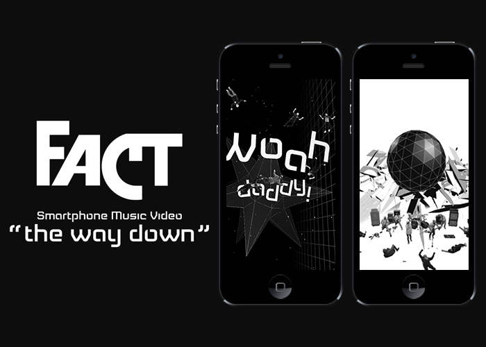Smartphone Music Video 'the way down'