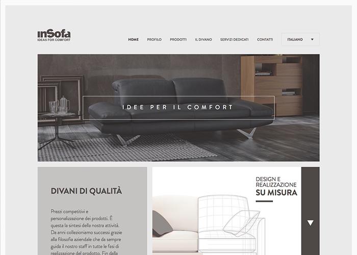 InSofa, Ideas of Comfort