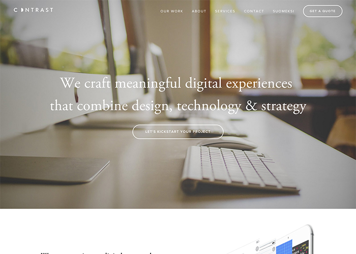 Contrast Digital Agency