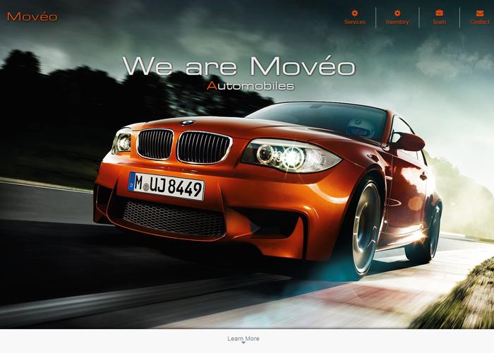 Movéo - Automotive Sales