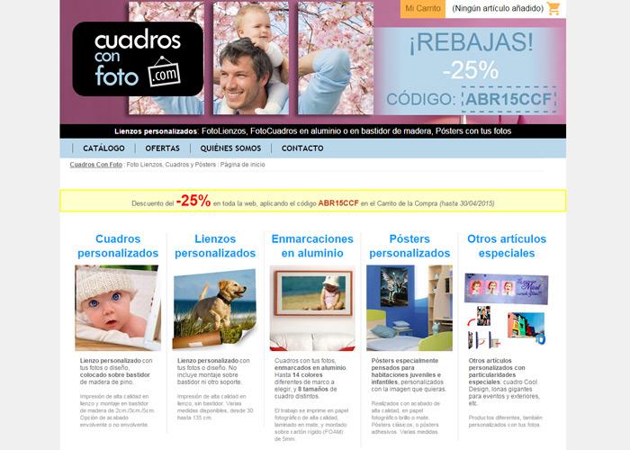 Cuadros con foto awwwards nominee - Cuadros con fotos ...