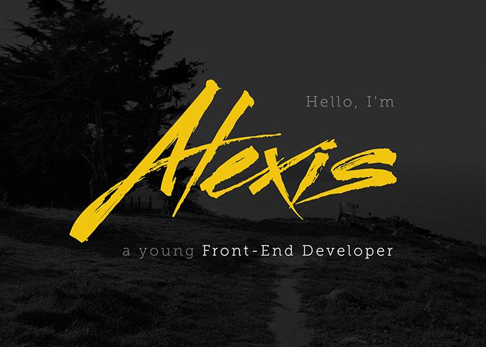 Alexis Bertin Portfolio