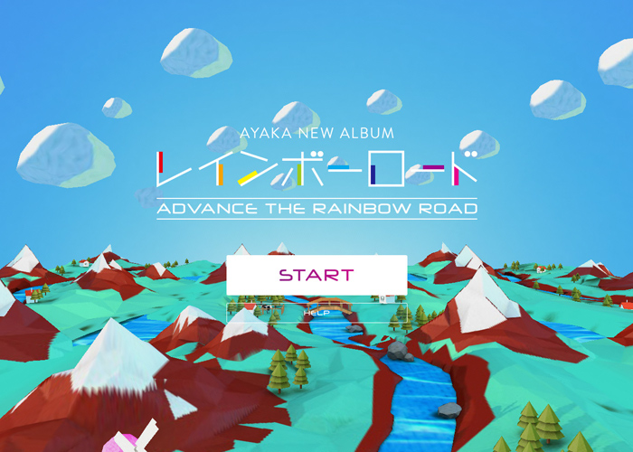 AYAKA New Album 'RAINBOW ROAD' Special Contents