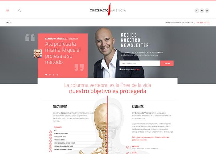Quiropractic Valencia