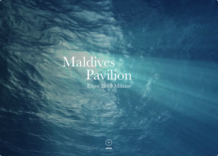 Expo 2015 Maldives