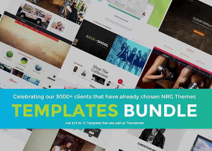 3000+ Customers - Celebrating Bundle