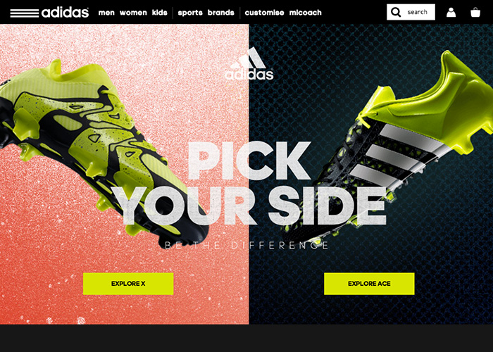 adidas: Be the Difference