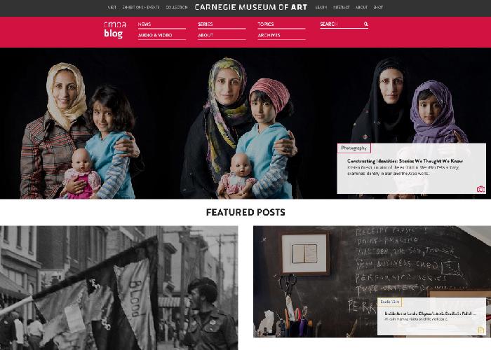 Carnegie Museum of Art Blog