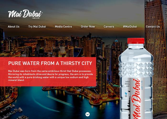 Mai Dubai Water