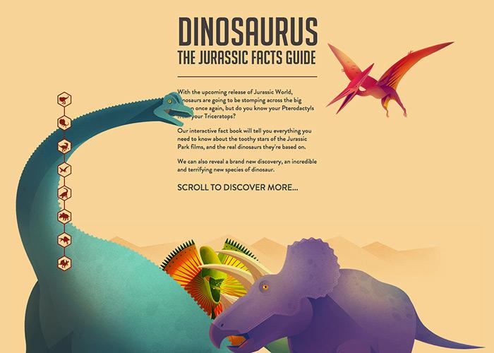 Dinosaurus: Jurassic Facts