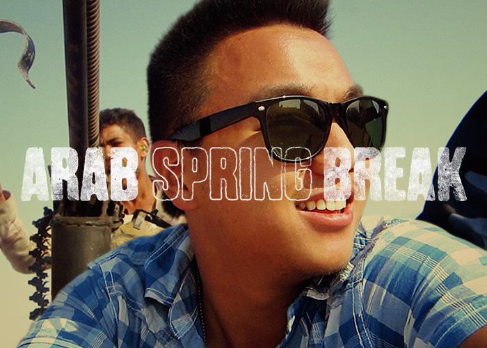 Arab Spring Break